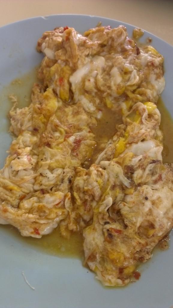 """Fried Egg """"Chooi Nui"""""""